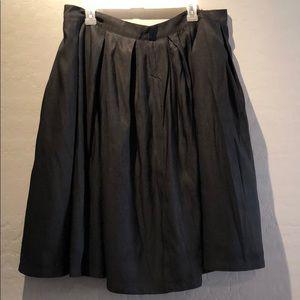 Forever 21 Plus Size Midi Skirt